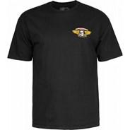 Winged Ripper S/S T-Shirt - Black
