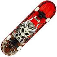 Stage 3 Tony Hawk Gladiator 2 8.125 Complete Skateboard - Red