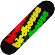 Triple Stack 8inch Skateboard Deck - Rasta