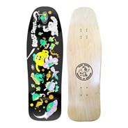 Space Junk Custom Shape 9.75inch Skateboard Deck
