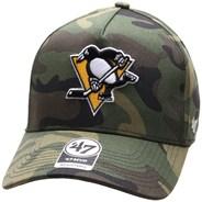 NHL Grove 47 MVP Snapback Cap - Pittsburgh Penguins