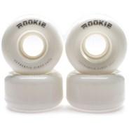 Disco White Quad Roller Skate Wheels