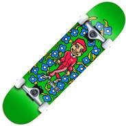 Team Sweatpants XL 8.25inch Complete Skateboard - Green