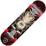 Pro Series Watcher Complete Skateboard