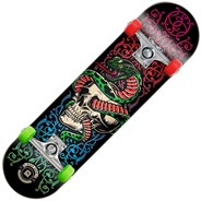 Pro Series Snake Pit Complete Skateboard