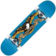 Classic Eagle SM 7.5inch Complete Skateboard - Blue