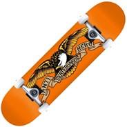 Classic Eagle MD 7.75inch Complete Skateboard - Orange