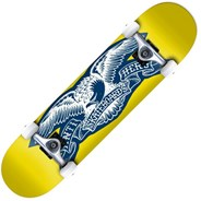 Copier Eagle SM 7.5inch Complete Skateboard - Yellow