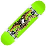 Classic Eagle LG 8inch Complete Skateboard - Green