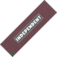 Independent Repeat Cross Skateboard Griptape - Black