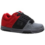 Stag Red/Black/Grey Shoe