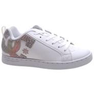Court Graffik White/Rainbow Womens Shoe