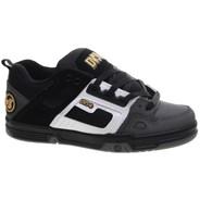 Comanche Black/White/Charcoal Nubuck Shoe
