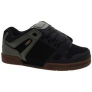 Celsius Black/Olive/Gum Nubuck Shoe