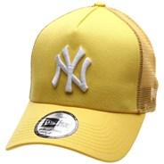 Tonal Mesh Trucker Cap - NY Yankees