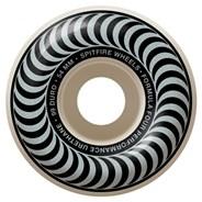 Formula Four Classics 99DU Natural 54MM Skateboard Wheels - Silver