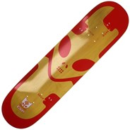 Exp Red 7.75inch Skateboard Deck