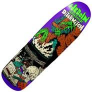 Ditch Witch 4 9.25inch Skateboard Deck