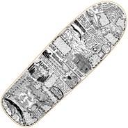 Craig Questions Gold Rush 10inch Skateboard Deck