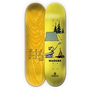 Peanuts Woodstock x Madars 8.25inch Skateboard Deck