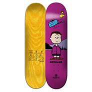 Peanuts Shermy x Schaar 8.38inch Skateboard Deck