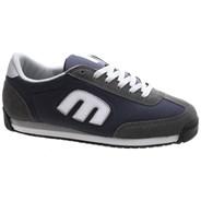Lo-Cut II LS Grey/Dark Grey/Blue Shoe