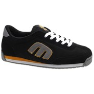 Lo-Cut II LS Black/Grey/Yellow Shoe