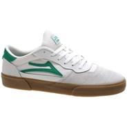 Cambridge White/Grass Suede Shoe