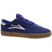 Cambridge Blueberry Suede Shoe