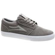 Griffin Grey Suede Shoe