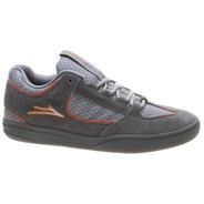 Carroll Pro Grey/Orange Suede Shoe