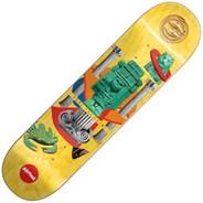 Yuri Facchini Relics 8.25inch Skateboard Deck