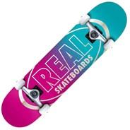 Golden Oval Outline XL 8.25inch Complete Skateboard