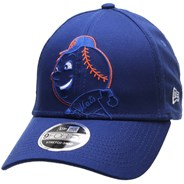 MLB Logo Elements 940 Stretch Snap Cap - New York Mets