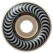 Formula Four Classics 101DU Natural 54MM Skateboard Wheels - Silver
