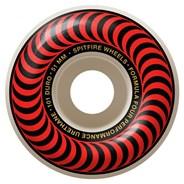 Formula Four Classics 101DU Natural 51MM Skateboard Wheels - Red