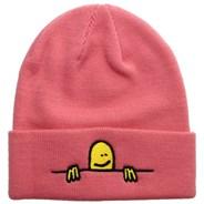 Gonz Sad Logo Beanie - Pink