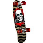 Peralta Micro Mini Ripper #187 Complete Skateboard - Gold
