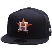 MLB AC Perf Fitted Cap - Houston Astros
