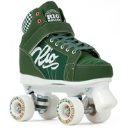 Pre Order Mayhem II Green Quad Roller Skates - Due Mid May