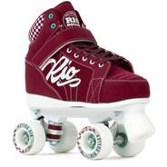 Mayhem II Red Quad Roller Skates