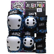 Kevin Staab Junior Six Pack - Blue