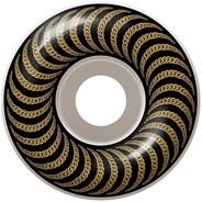 Ishod Chain Swirl Classics 99DU Natural 53MM Skateboard Wheels