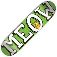 Logo Green 8.25inch Skateboard Deck