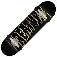 Logo Outline Large SK8 Multi Complete Skateboard