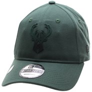 NBA 2021 Back Half 9TWENTY Cap - Milwaukee Bucks