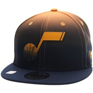 NBA 2021 Back Half 9FIFTY Snapback - Utah Jazz