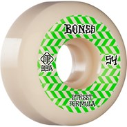 Patterns STF V5 Sidecut 99A 54mm White Skateboard Wheels