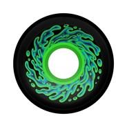 OG Slime Black/Green 60mm 78A Cruiser Wheels