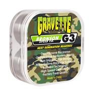 David Gravette Pro G3 Bearings (8 Pack)